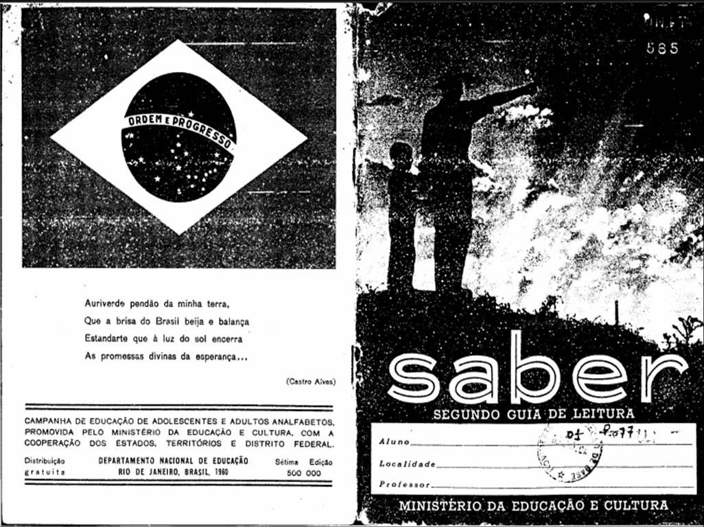 SABER - Segundo Guia de Leitura