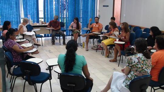 Fotos Reunião Ampliada GTPA DF
