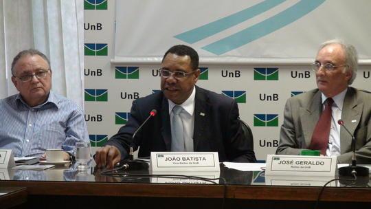 1º Reunião do Conselho Comunitário da UnB