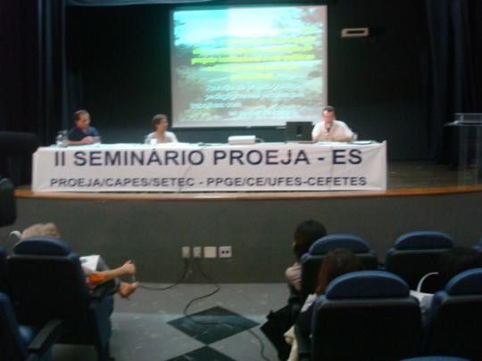 MESA REDONDA:EDUCAÇÃO PROFISSIONAL E AS DEMANDAS DA EDUCAÇÃO DO CAMPO.