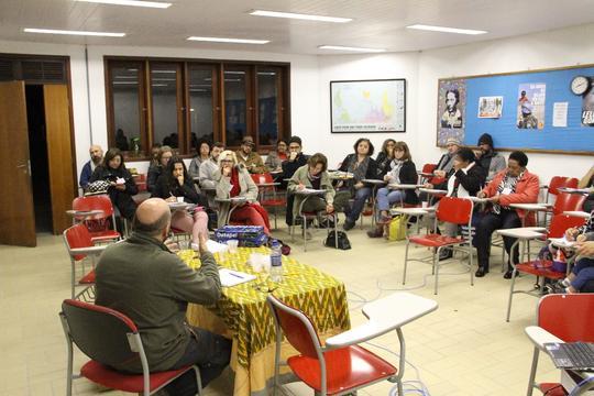IV Encontro Regional de Educação de Jovens e Adultos - EREJA