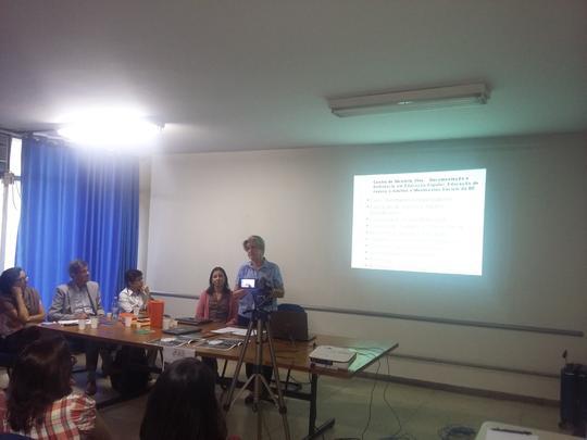 Centro Memória Viva do Distrito Federal Profª Maria Luiza Pinho Pereira - UNB.