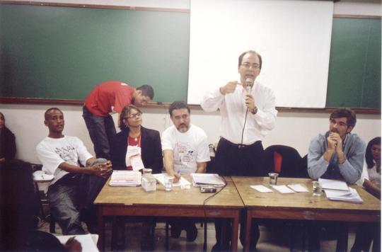 Mesa MOVA Brasil: financiamento e parcerias