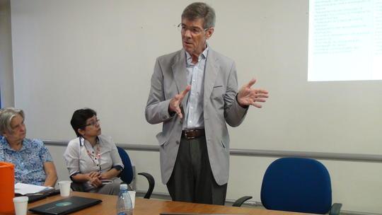 Profº Timothy Ireland - UFPB