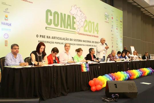 CONAE 2014