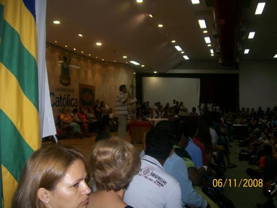 Fala de Uene José Gomes