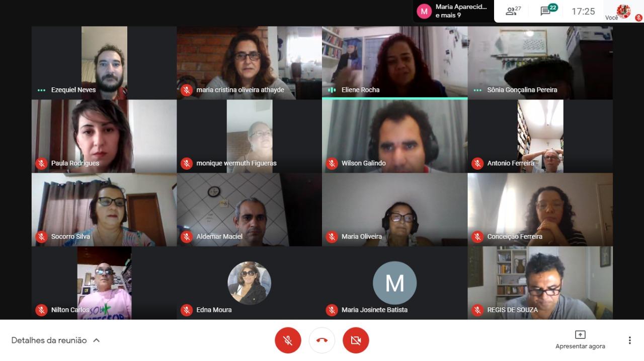 Formação Virtual de Administradores dos Portais dos Fóruns EJA do Brasil
